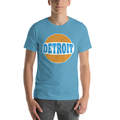 Detroit Fuel T-Shirt MKII GT40 Edition (Unisex) - T-Shirt - [Forbes_Design]