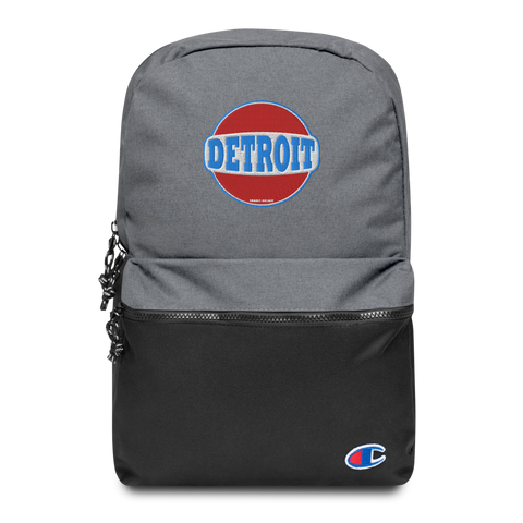 Detroit Champion Backpack - Forbes Design