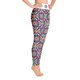 Mindfulness Yoga Leggings - Yoga Pants - [Forbes_Design]