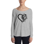 Heart of Detroit LS T-Shirt - LS T-Shirt - [Forbes_Design]