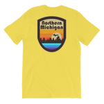 Northern Michigan T-Shirt (Unisex) - Forbes Design