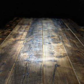 Antique Waxed Reclaimed Floorboards