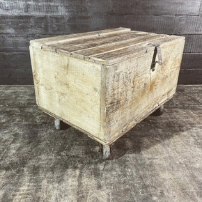 French Farmhouse Rustic Chest