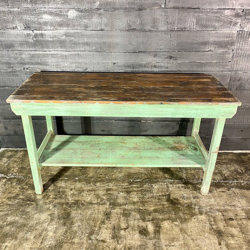 Vintage Workshop Bench