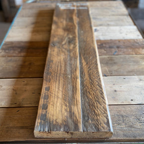 Reclaimed Pine Shelf