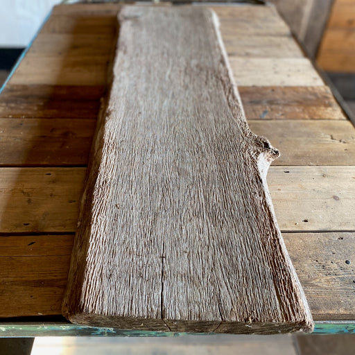 Reclaimed Oak Boat Plank Shelf