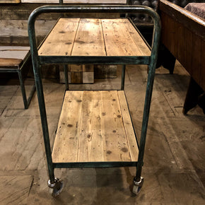 Vintage Factory Trolley