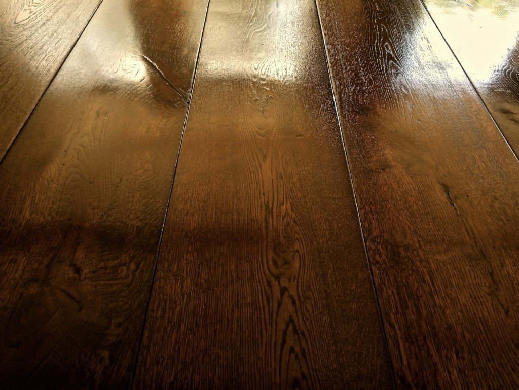 Sample of Regency Oak Dark