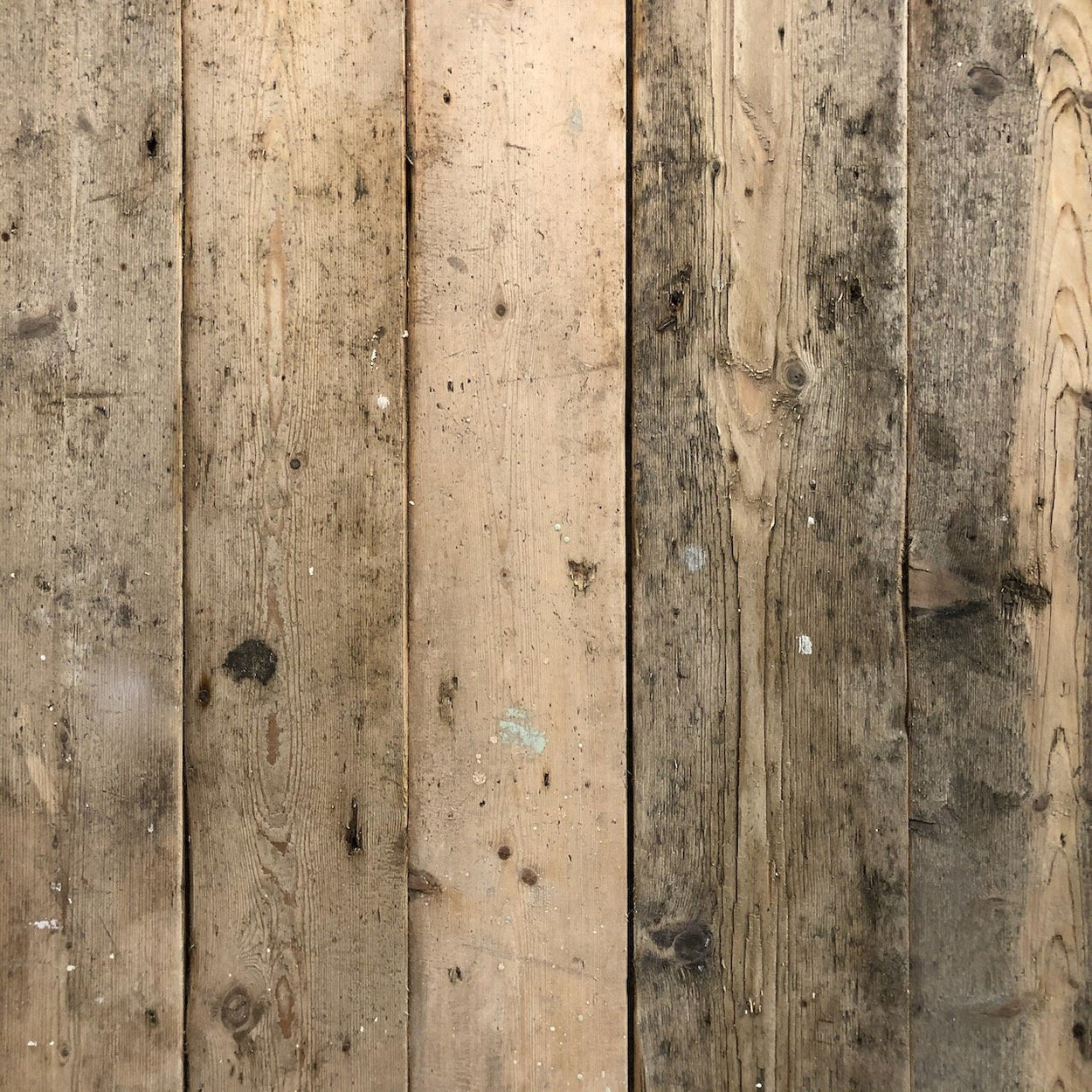 Sample of Fife Arms Natural Reclaimed Wall Cladding