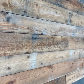 Fife Arms Natural Reclaimed Wall Cladding