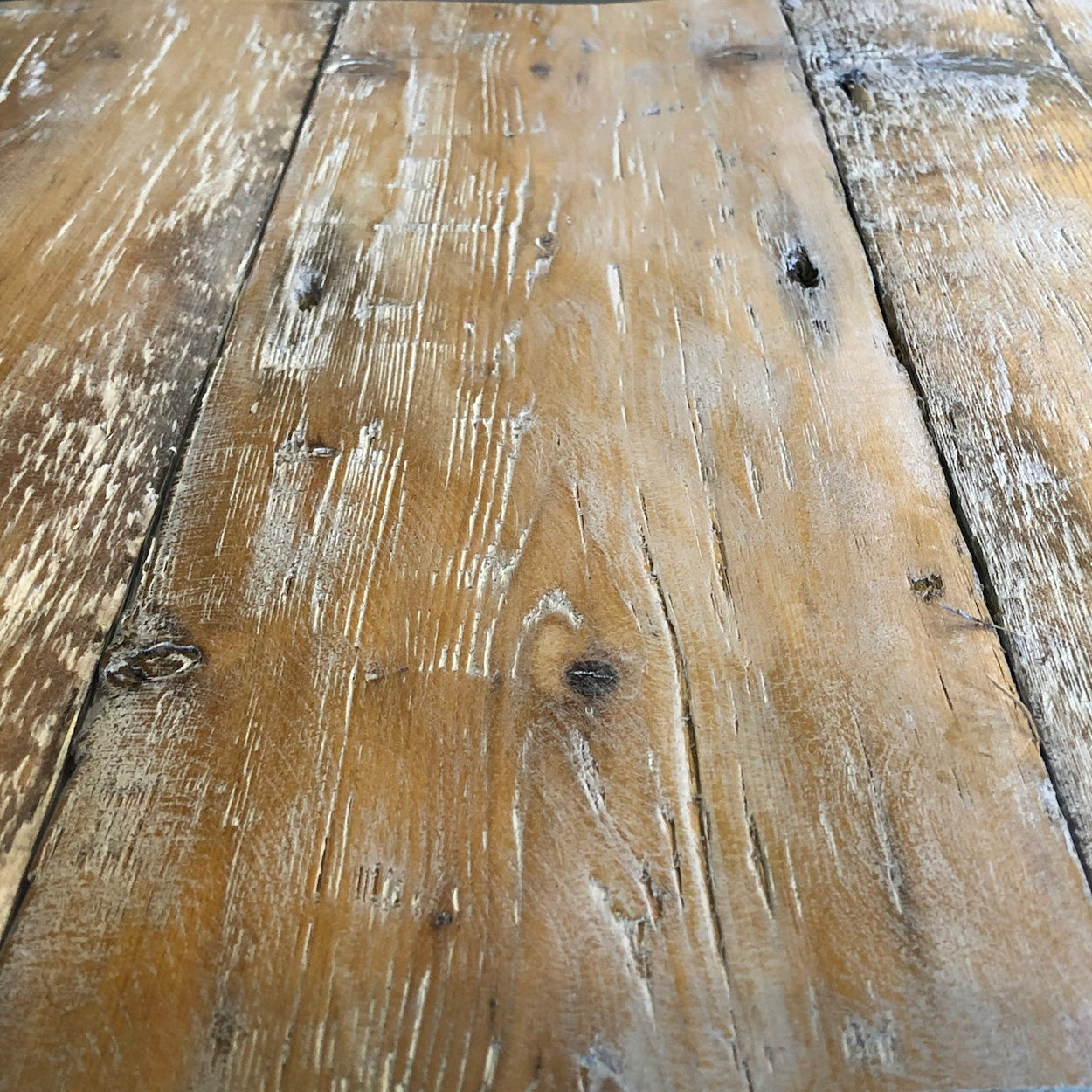 Manchester Mill White Oiled Reclaimed Floorboards