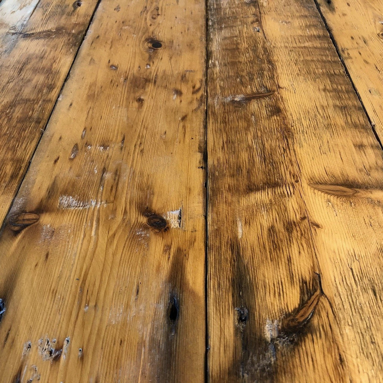Sample of Manchester Mill Reclaimed Floorboards