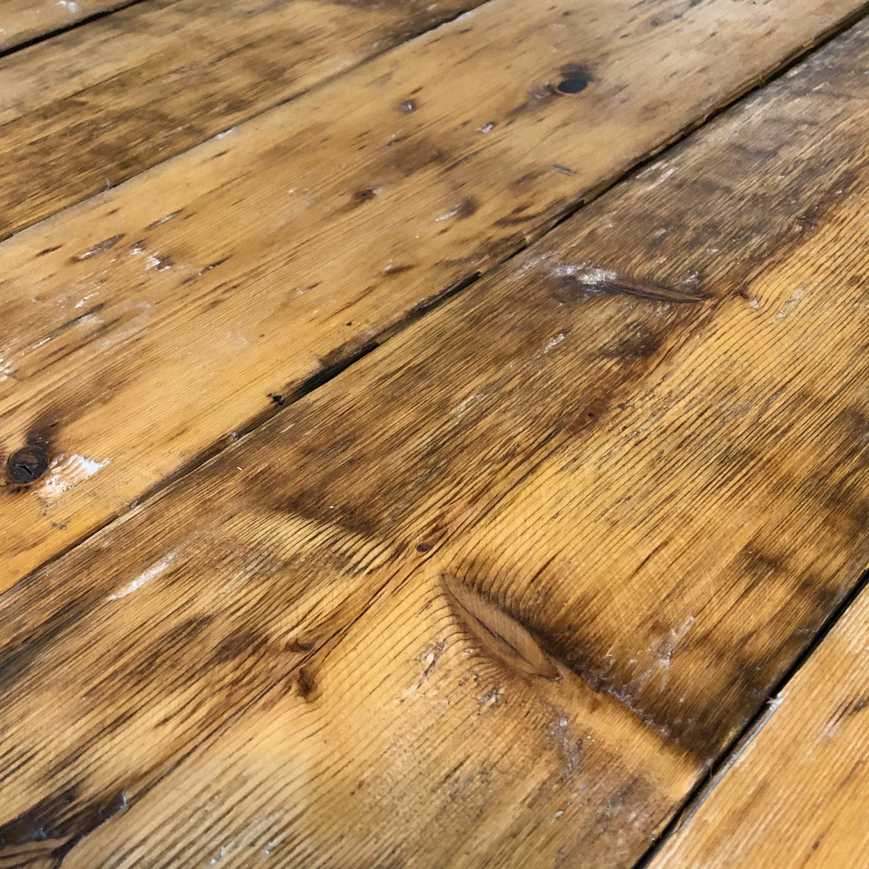 Manchester Mill Reclaimed Floorboards