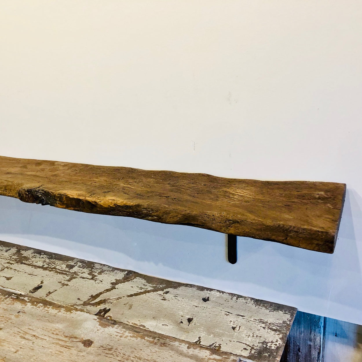 Reclaimed Oak Shelf