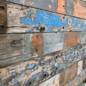 Reclaimed Pitch Pine Factory Boards