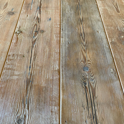 Reclaimed Wharf Pine Floorboards