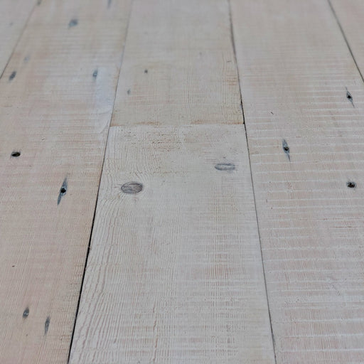 Reclaimed Whitewashed Douglas Fir Boards