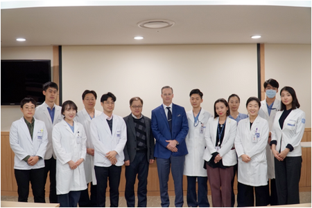 Integrated Hemp Solutions CEO Meets With South Korean Physicians