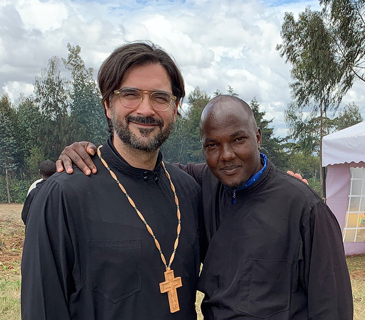 How the International Orthodox Christian Charities foundation is changing the world
