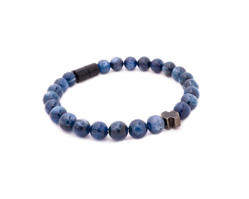 Blue Kyanite Prayer - AAONYX