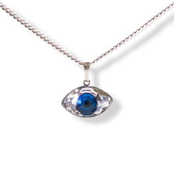 Crystal Eye Pendant - AAONYX