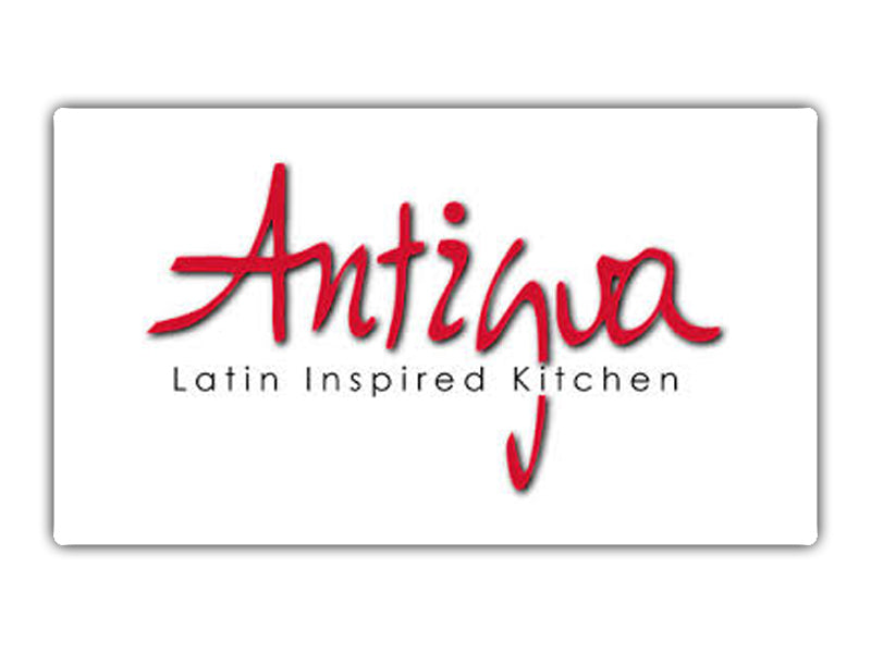 $50 Gift Cards for Only $25 | Antigua Latin Inspired Kitchen