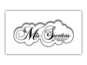 $25 Gift Certificates for Only $12.50 | Mis Suenos