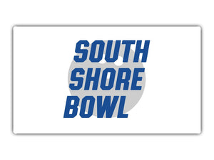 $30 Gift Card for Only $15 | South Shore Bowl
