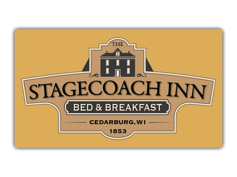 $50 Gift Card for Only $25 | Stagecoach Inn Bed & Breakfast