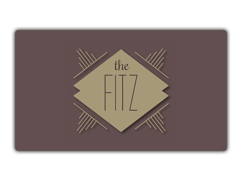 $50 Gift Card for Only $25 | The Fitz Restaurant (Inside Ambassador Hotel)