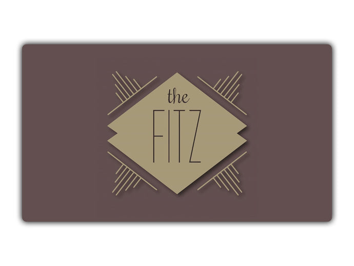 $100 Gift Card for Only $50 | The Fitz, Gin Rickey or Deco Café (Inside Ambassador Hotel)