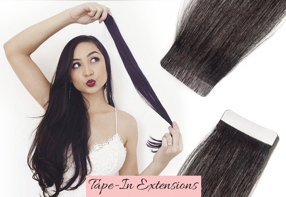 best tape in hair extensions, how long do tape in extensions last, best tape in hair extensions brand
