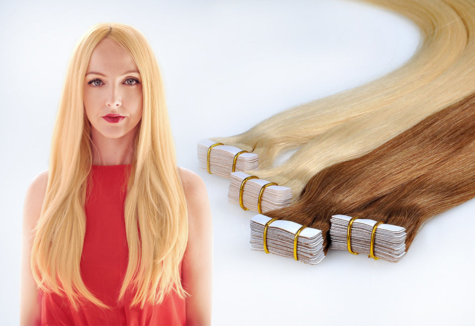 best tape in hair extensions brand, best tape in hair extensions brand, tape in hair extension placement