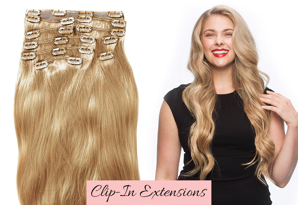 blonde human hair extensions, long hair extensions, where to buy clip in hair extensions