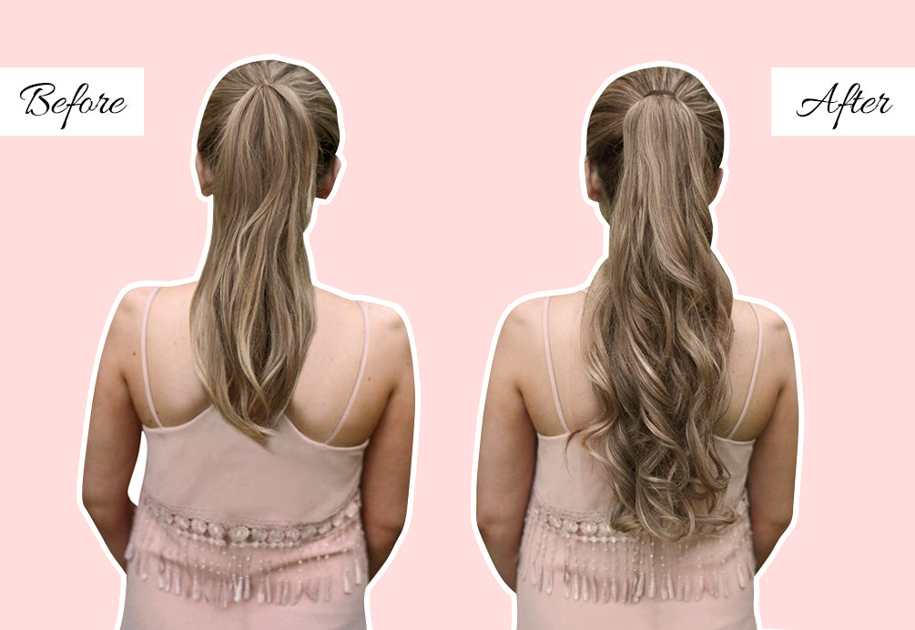 clip in ponytail hair extensions, clip in ponytail curly, best ponytail hair extensions