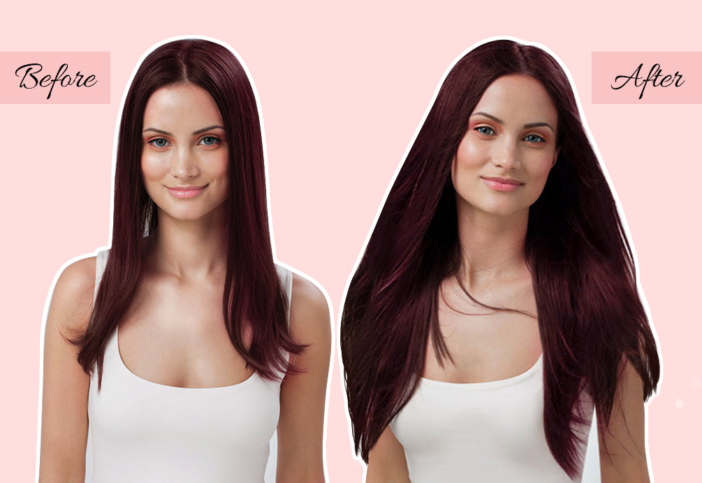 best hair extensions for fine thin hair, hair extensions for very fine thin hair, clip in hair extensions before and after