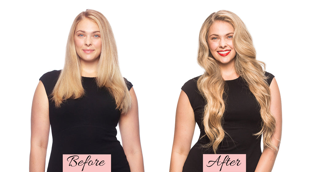 short hair to extensions before and after, hair extensions before and after, before and after extensions
