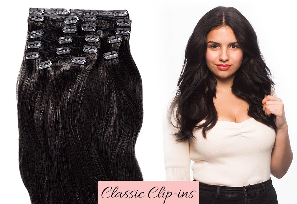 long black hair extensions, how to install clip in extensions, what are clip in hair extensions