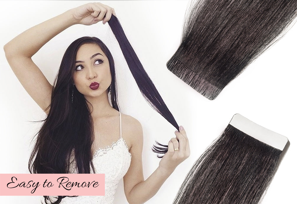 what are the best tape in hair extensions, how to put in tape in extensions, how to use tape in extensions