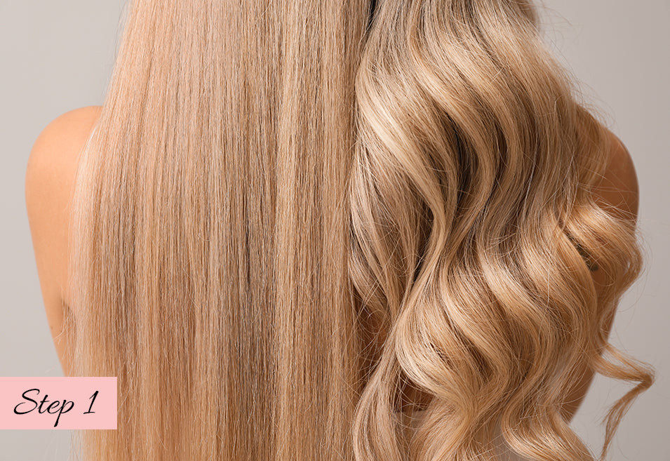 methods of curling your hair extensions, how to curl hair extensions to match your natural hair