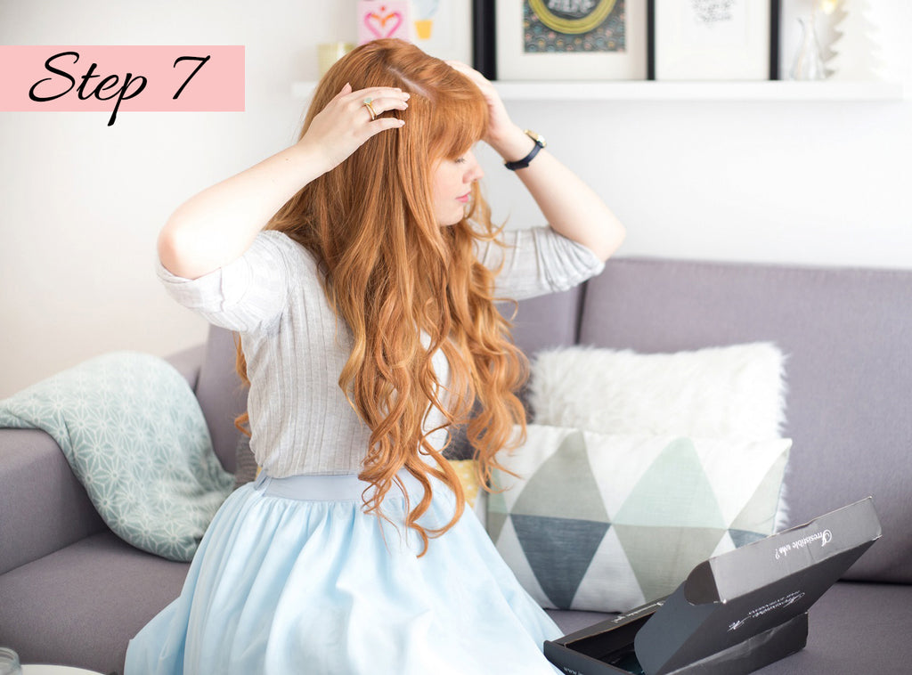 how to clip in hair extensions, how to use clip in hair, how to use clip in hair extensions, how to clip in extensions