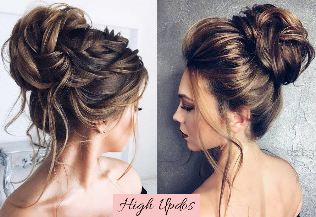 valentine's day hairstyles, valentine's day hair ideas, updo with extensions