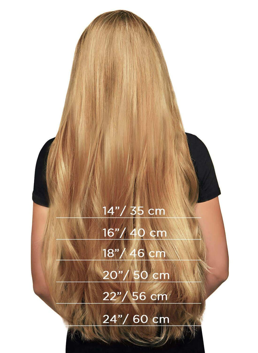 Full Lace Wig Golden Blonde 14 Irresistible Me