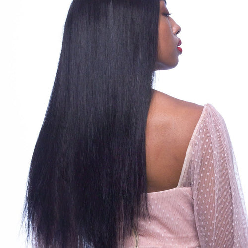Full Lace Wig - Natural Black (#1b)