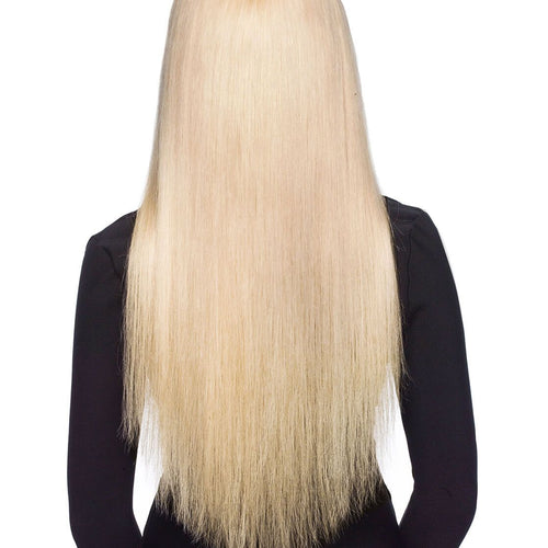 Full Lace Wig - Platinum Blonde (#613)