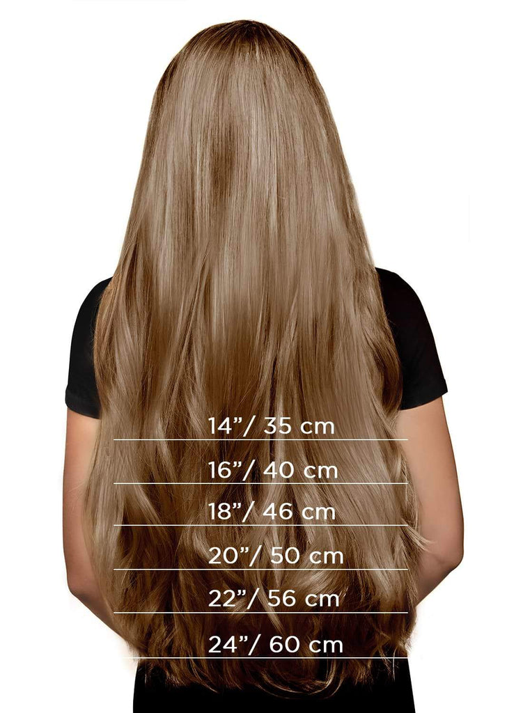 Tape in extensions 60 cm