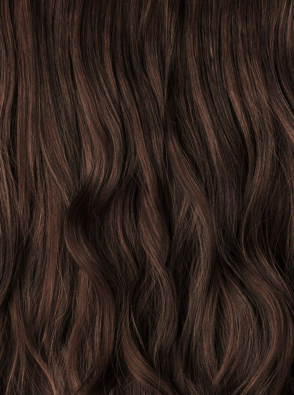 Tape In Extensions - Medium Brown (#4)