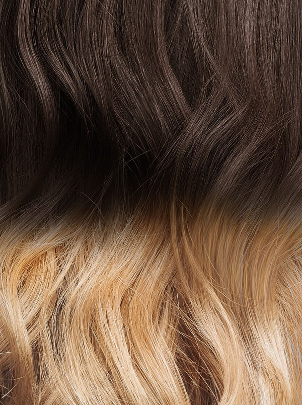 TruBlend Ombre Medium Brown (#4) - Golden Blonde (#14)