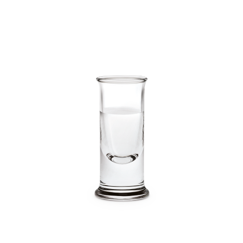 No. 5 Shot Glass Clear 5,0 cl - Turkey