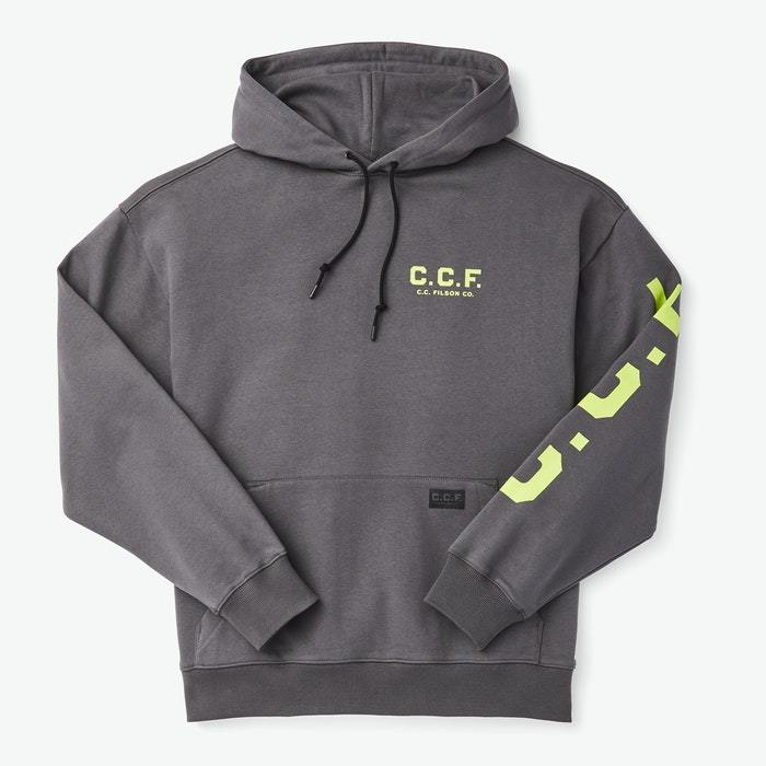 CCF Graphic Pullover Hooded